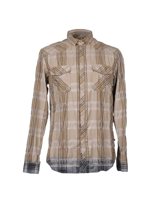 CNC COSTUME NATIONAL Рубашка с длинными рукавами detomaso dt3009 c
