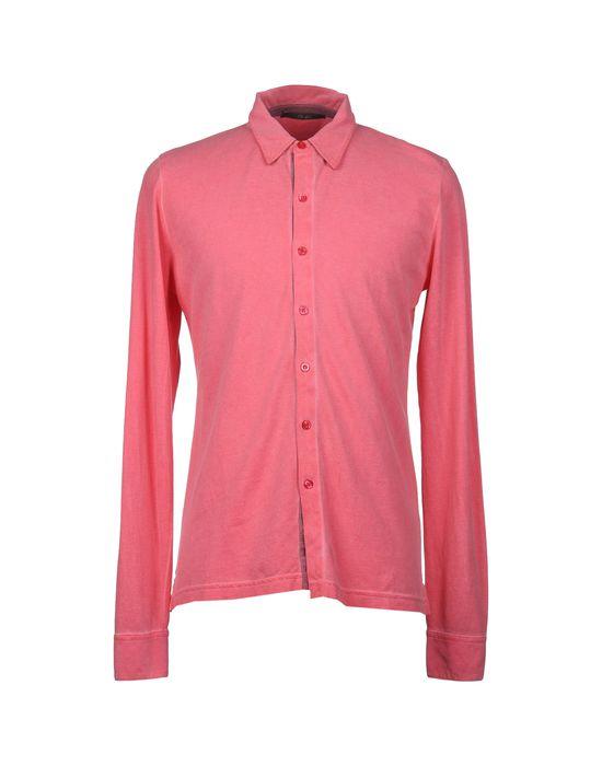 KANGRA CASHMERE Рубашка с длинными рукавами