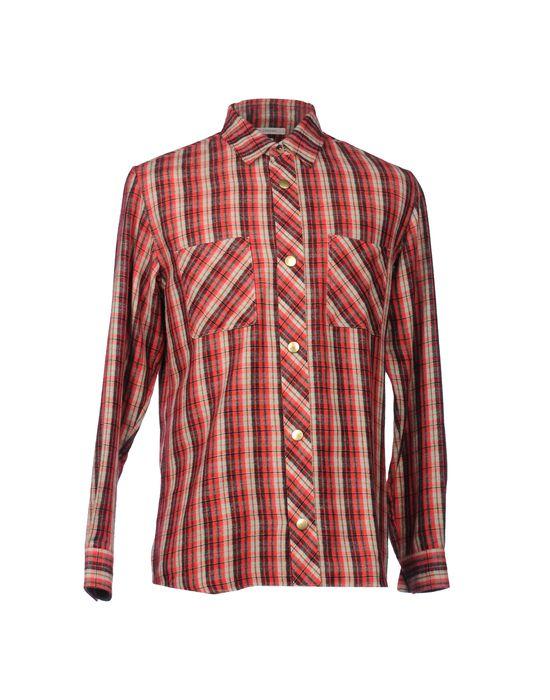 MARC JACOBS Рубашка с длинными рукавами marc jacobs рубашка с принтом