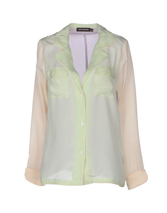ANTIK BATIK Рубашка с длинными рукавами