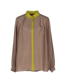 MATTHEW WILLIAMSON - РУБАШКИ - Рубашки с длинными рукавами