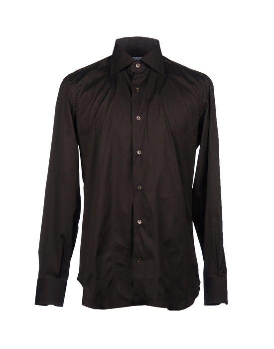 цена  GIAMPAOLO Рубашка с длинными рукавами  онлайн в 2017 году