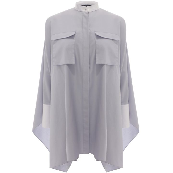 Alexander McQueen, Double Cuff Over-Size Shirt