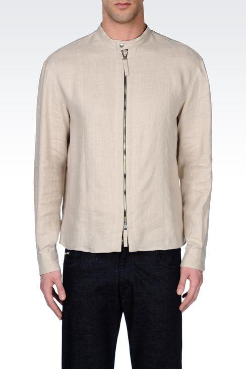 chemise longue homme