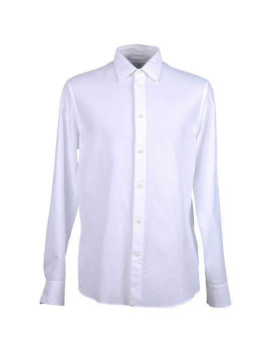 цена  MAISON MARTIN MARGIELA 14 Рубашка с длинными рукавами  онлайн в 2017 году