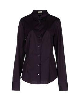 BLU BYBLOS - РУБАШКИ - Рубашки с длинными рукавами