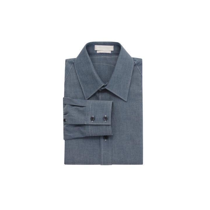 Alexander McQueen, Denim Harness Shirt