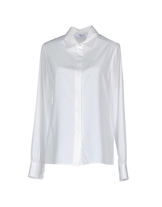 BLUGIRL BLUMARINE Рубашка с длинными рукавами blugirl 44311 blugirl ss15
