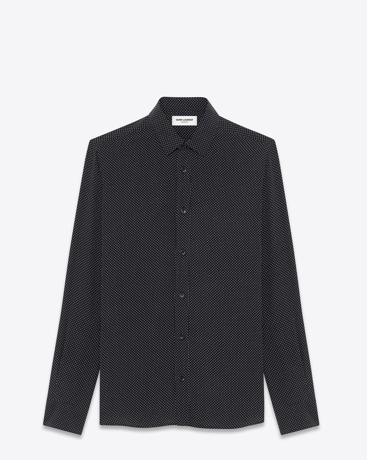 yves saint laurent chemise. Black Bedroom Furniture Sets. Home Design Ideas