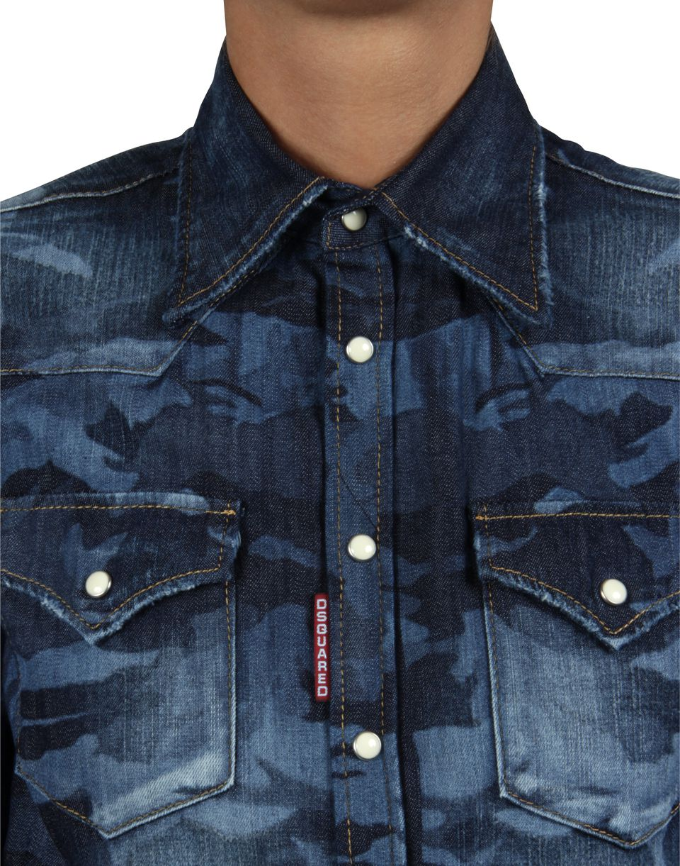5a73bd2195b61 chemise jean dsquared homme off 57% - www.modcanine.com