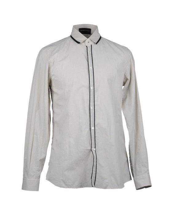 DIESEL BLACK GOLD Рубашка с длинными рукавами рубашка в клетку dc atura 3 atura black