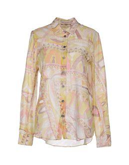 Camisas de manga larga - EMILIO PUCCI EUR 425.00