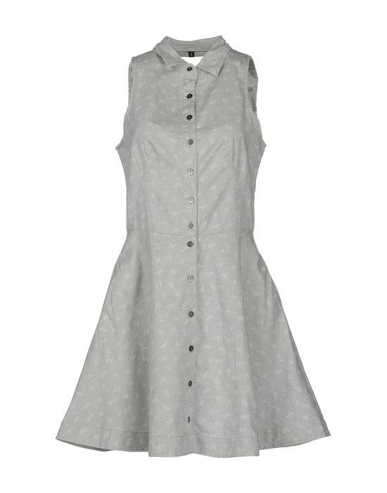 Фото 55DSL Короткое платье. Купить с доставкой