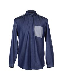 RICHARD NICOLL - Denim shirt
