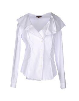 VIVIENNE WESTWOOD ANGLOMANIA - РУБАШКИ - Рубашки с длинными рукавами