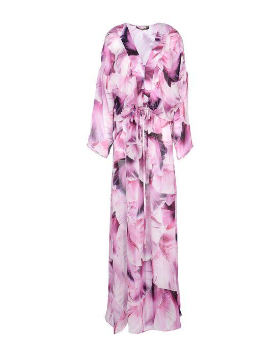 Фото ROBERTO CAVALLI Длинное платье. Купить с доставкой