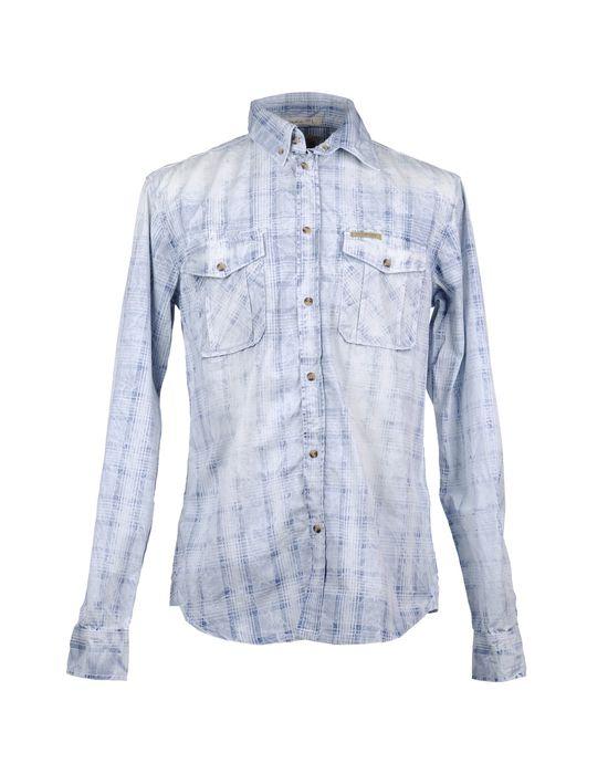 цена  PEPE JEANS HERITAGE Рубашка с длинными рукавами  онлайн в 2017 году