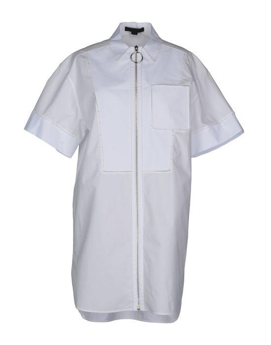 Фото ALEXANDER WANG Короткое платье. Купить с доставкой