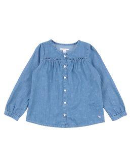 ESPRIT - ДЖИНСОВАЯ ОДЕЖДА - Джинсовые рубашки