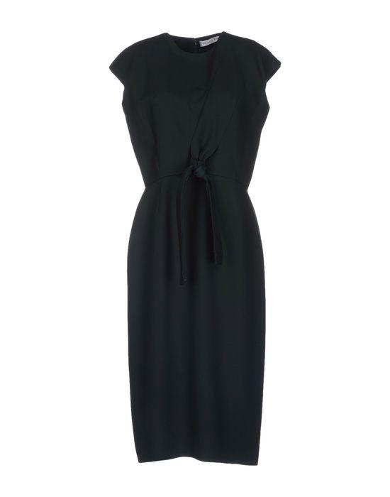 Фото DIOR Платье длиной 3/4. Купить с доставкой