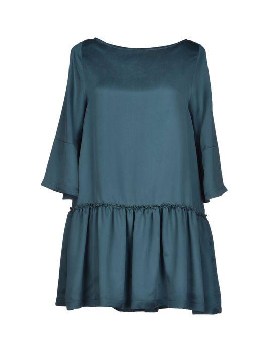 Фото TWISTY PARALLEL UNIVERSE Короткое платье. Купить с доставкой