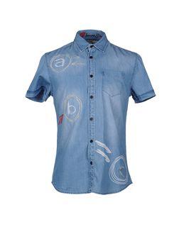 DESIGUAL Denim shirts $ 114.00