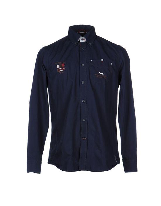 HARMONT&BLAINE Pубашка