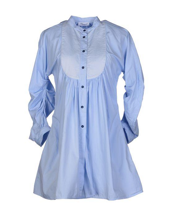 Фото PETRUCCIOLI Короткое платье. Купить с доставкой