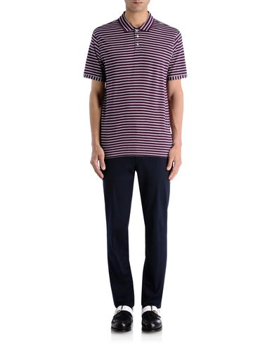 Multistripe Polo Shirt