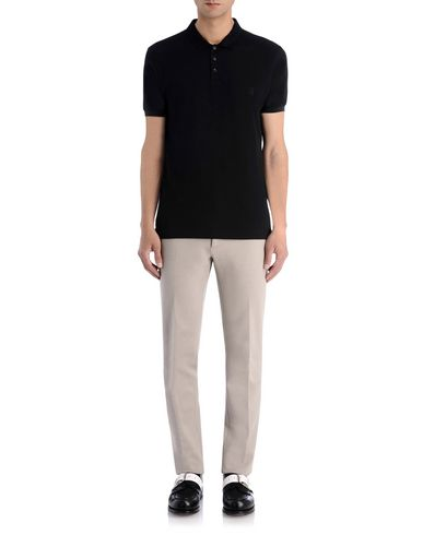 Fine Tuxedo Pleat Polo Shirt