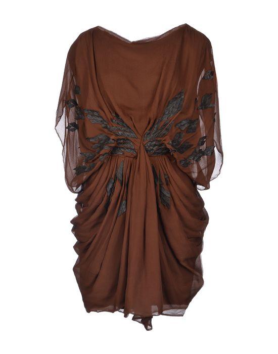 Фото TEIJA Короткое платье. Купить с доставкой