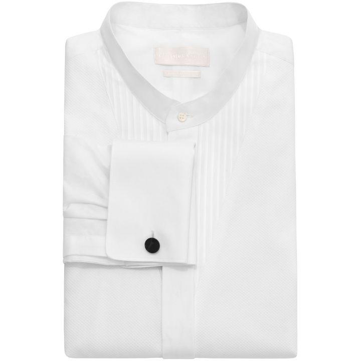 Alexander McQueen, Trompe L'oeil Short Collar Shirt