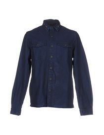 VANISHING ELEPHANT - Denim shirt