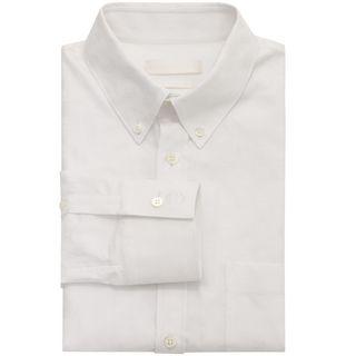 ALEXANDER MCQUEEN, Fashion Shirt, Skull Jacquard Long Sleeve Shirt