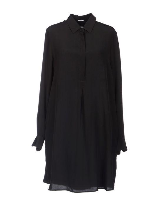 Фото ROBERT FRIEDMAN Короткое платье. Купить с доставкой