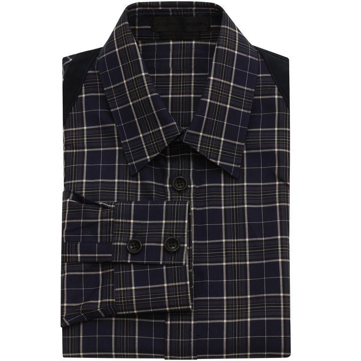 Alexander McQueen, Check Harness Shirt