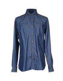 RAW CORRECT LINE by G-STAR - Denim shirt
