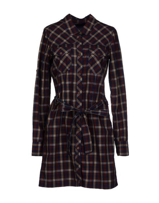 Фото BENCH Короткое платье. Купить с доставкой