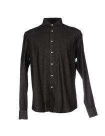 BAGUTTA - Denim shirt