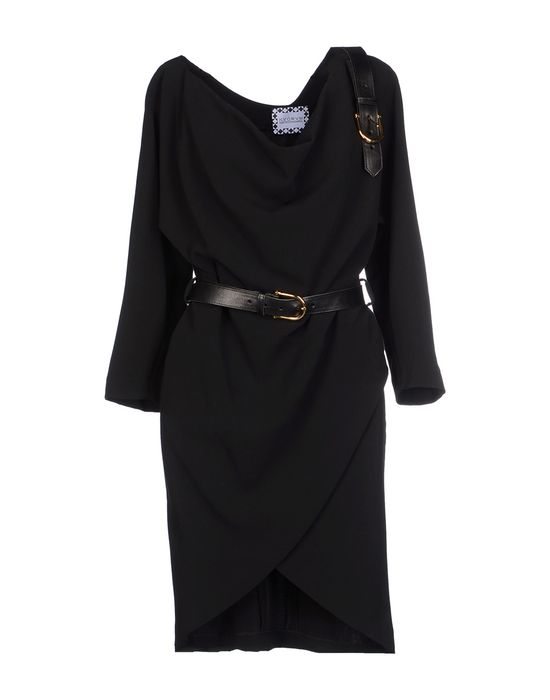 Фото KVORVM GAETANONAVARRA Короткое платье. Купить с доставкой