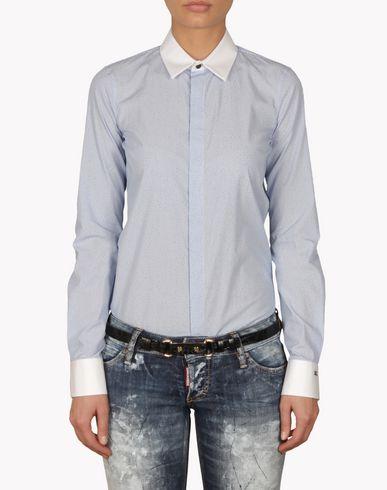 DSQUARED2 - Camicia maniche lunghe