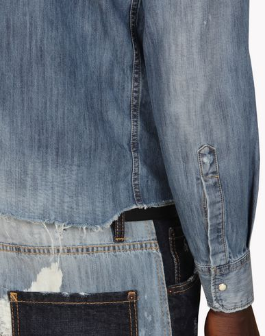 DSQUARED2 - Camicia jeans