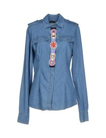 PF PAOLA FRANI - Denim shirt