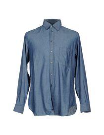 ARMANI COLLEZIONI - Denim shirt