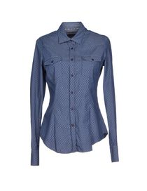 MANUEL RITZ - Denim shirt