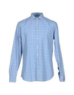 Shirts - BLUE SQUARE