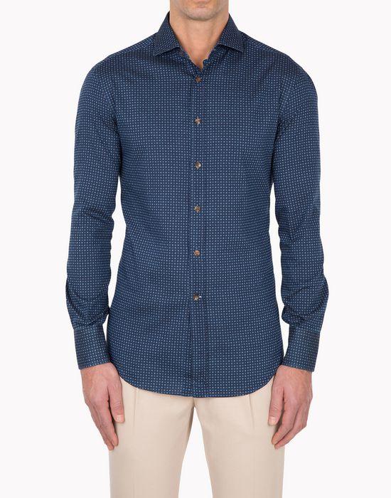 BRUNELLO CUCINELLI MH6440028 Long sleeve shirt U f