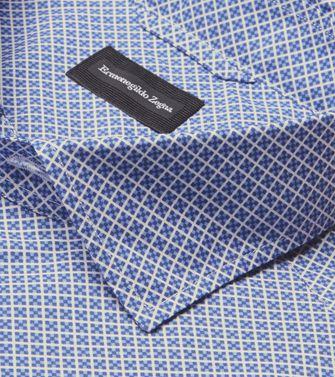 ERMENEGILDO ZEGNA: Casual Shirt  - 38430750WI