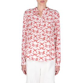 STELLA McCARTNEY, Shirt, Eva Cloud Print Shirt