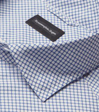 ERMENEGILDO ZEGNA: Formal Shirt  - 38432955VP